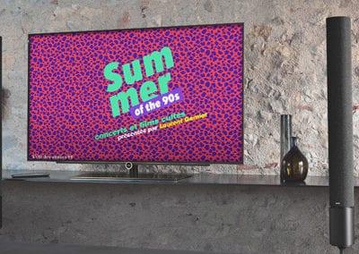 Arte Summer of the 90's
